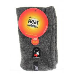 Mens neck warmer one size charcoal